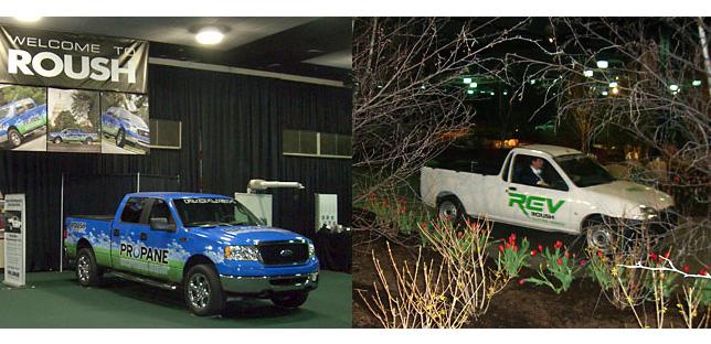ROUSH at the Detroit Auto Show