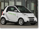 smart fortwo Planning Electric Drive Vehicle