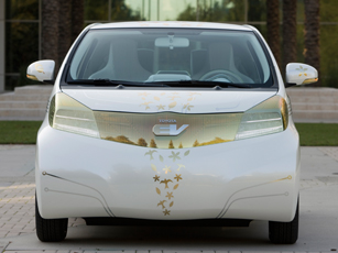 Toyota EV Concept Confirms Battery-Electric Vehicle in 2012