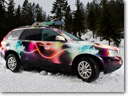 Burton European Open Snowboarding Championships in Laax -  Ready to win two brand new Volvo XC60s