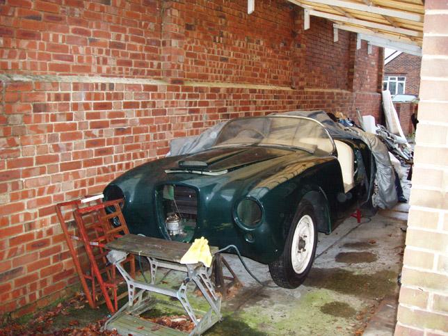 1956 Lancia Aurelia B24 Spider America