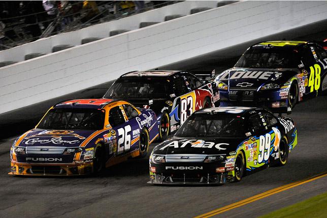 2009 NASCAR Sprint Cup Series Daytona