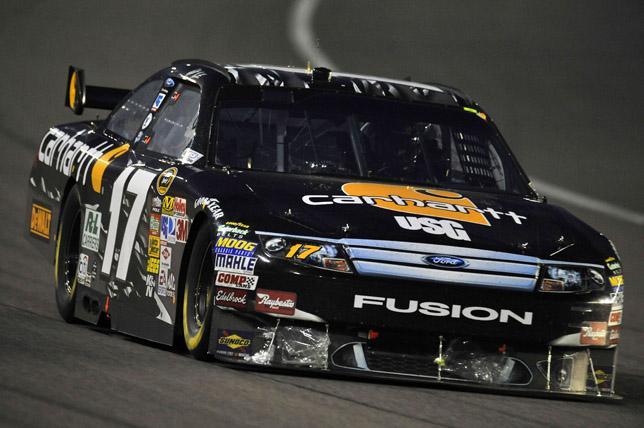 2009 Nascar Sprint Cup Series, Fontana