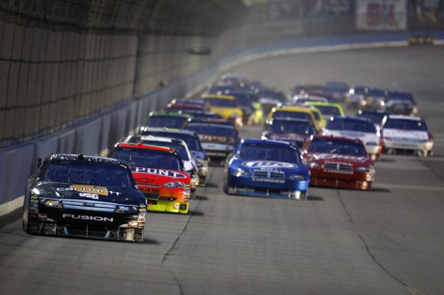 2009 NASCAR Sprint Cup Series Fontana