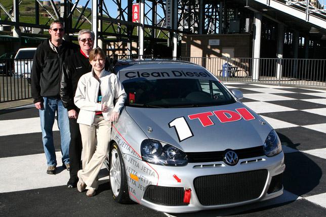 Volkswagen Jetta TDI Cup car