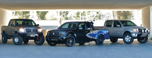 Suzuki Motor Unveils Three Attention-Grabbing Customized Trucks