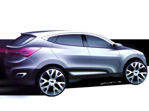 Hyundai To Reveal Suv Concept At Geneva Motor Show
