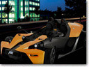 ABT Sportsline is official outlet partner of KTM X-BOW