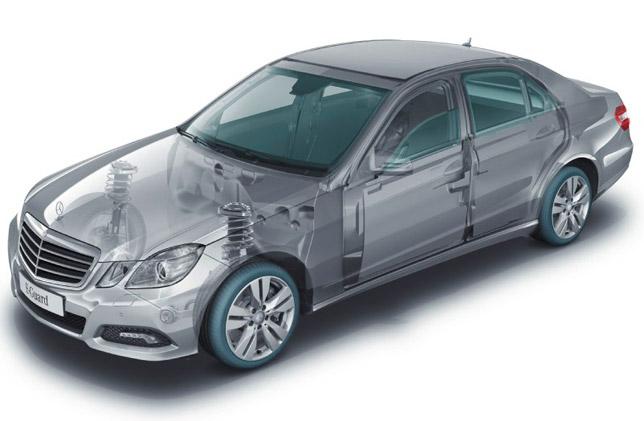 Mercedes-Benz E-Guard