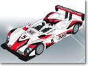 Two Porsche RS Spyder to compete