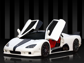 ssc announces electric powertrain and ultimate aero ev specifications