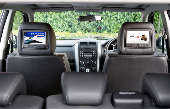 New Suzuki Genuine Accessory for the Grand Vitara