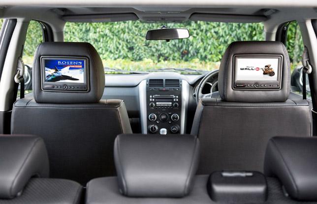 New Suzuki Genuine Accessory for the Grand Vitara