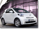 Toyota iQ and Avensis Achieve Top Euro NCAP Safety Rating