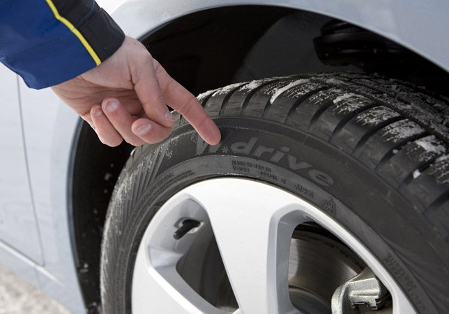 Winter tips: Wintertyre