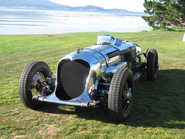 1933 Napier Railton