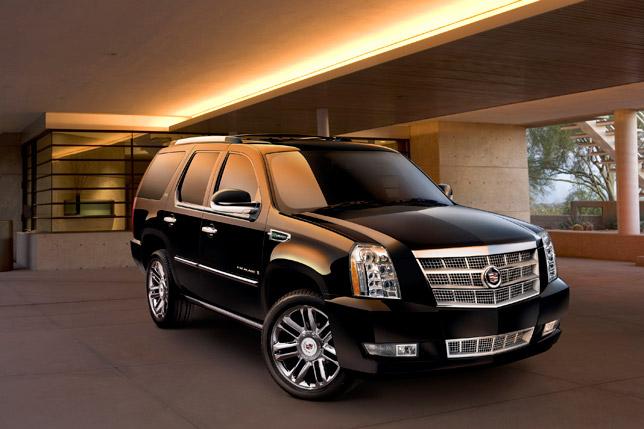 2009 Cadillac Escalade Platinum Hybrid