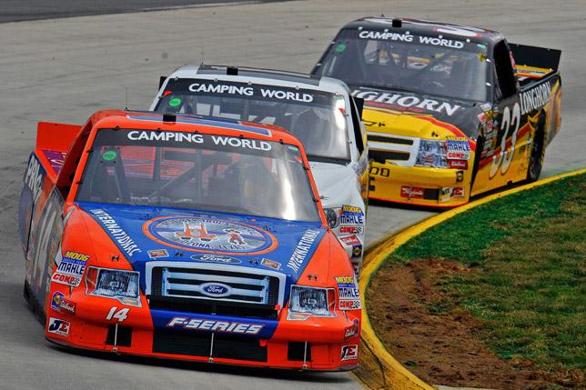 2009 NASCAR Camping World Truck Series, Martinsville