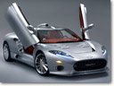 World debut for the Spyker C8 Aileron at Geneva Motor Show