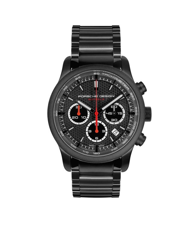 Automatic chronograph P'6612 Porsche Design Edition 3