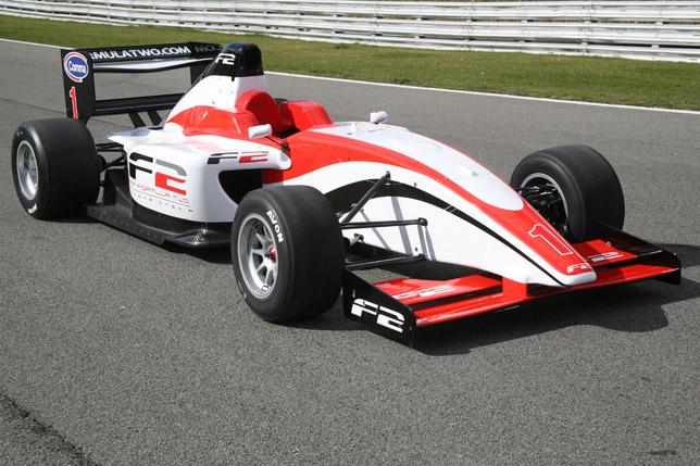 Williams JPH1 F2