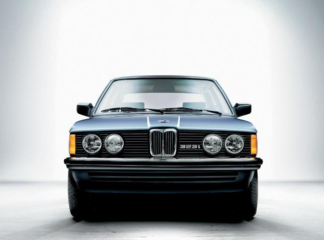 BMW 323i, 1978