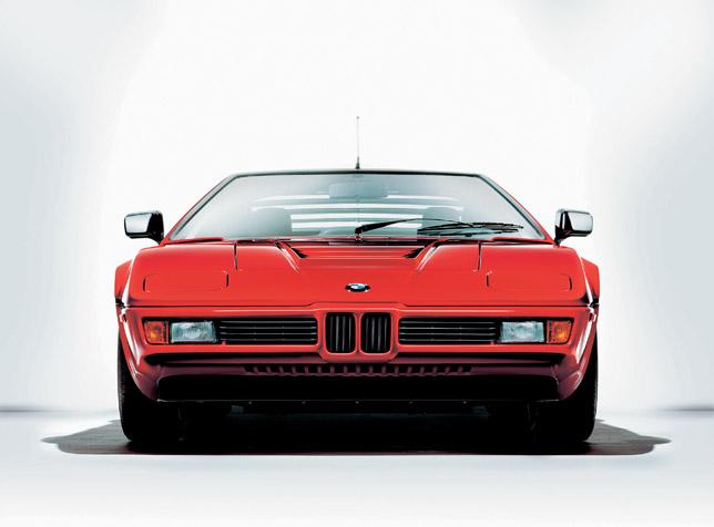 BMW M1, 1978