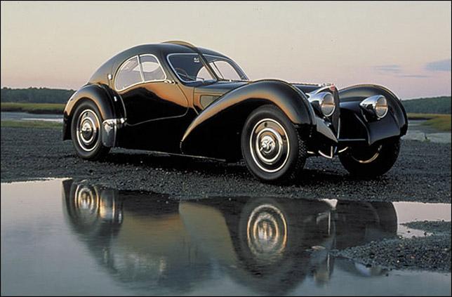 Bugatti Atlantic 57SC