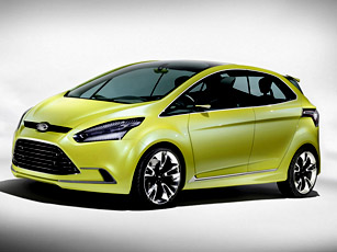 Ford iosis MAX Concept Revealed at Geneva Motor Show