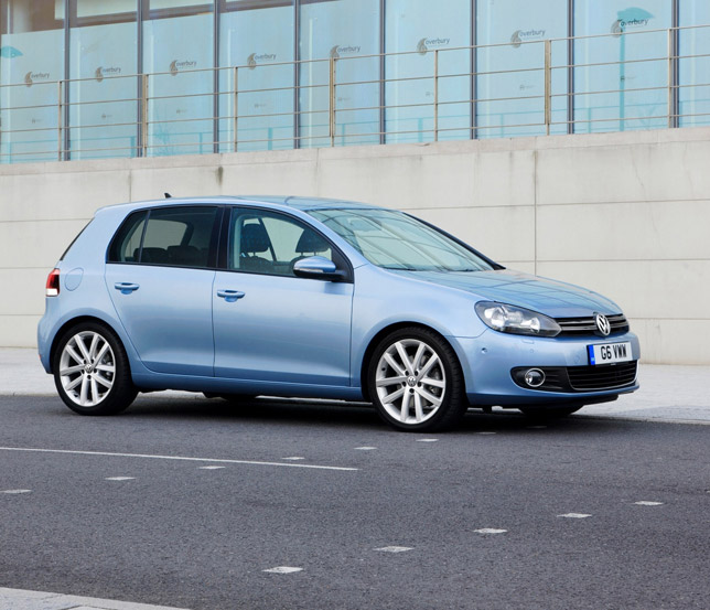Volkswagen Golf Named 'Best Small Family Car' By Fleet News