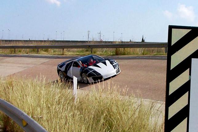 GTA Concept Run Tests