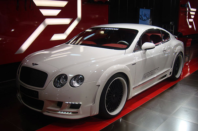 HAMANN IMPERATOR based on Bentley GT Speed