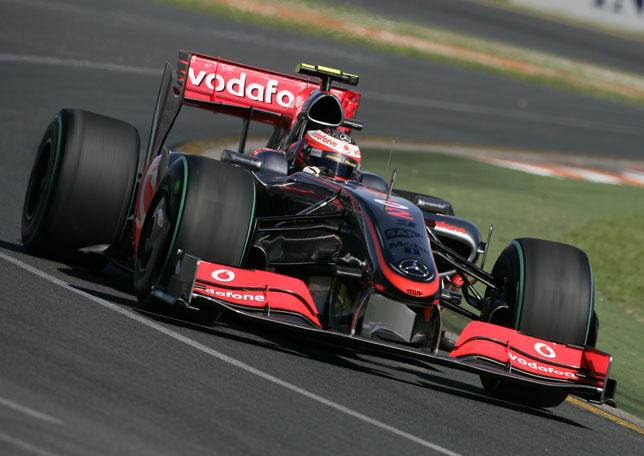 Heikki Kovalainen, Vodafone McLaren Mercedes
