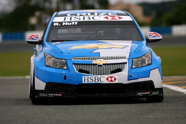 FIA WTCC Huff