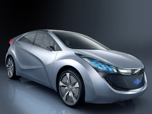 BLUE-WILL – Hyundai charges in with advanced hybrid concept