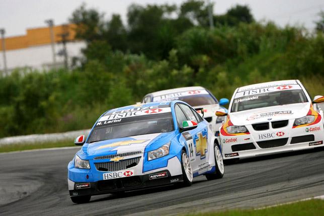 Nicola Larini WTCC