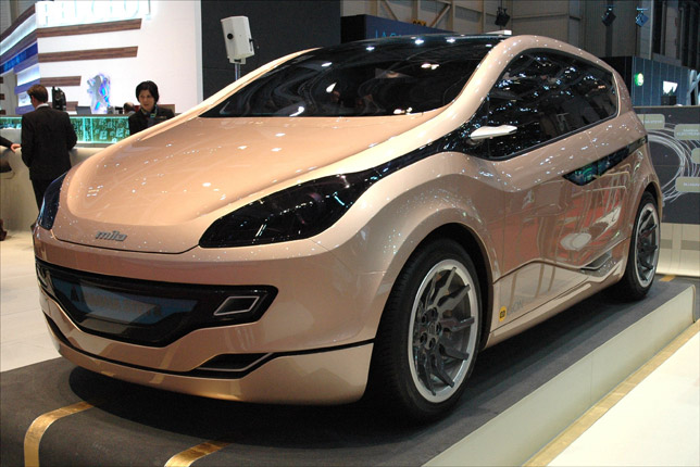 "Magna Steyr is hoping a manufacturer will buy the Mila EV ""off the shelf"""