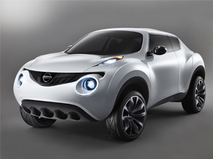 Nissan Crossover Design Concept Debuts At Geneva Motor Show