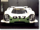 40 Years Anniversary of the Porsche 917 - Greatest racing car in history