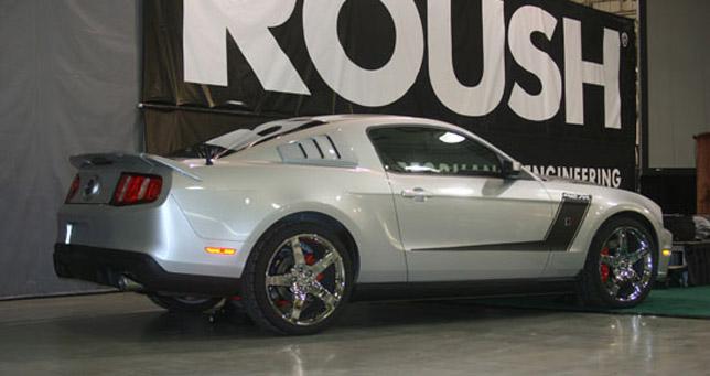 2010 ROUSH 427R Mustang