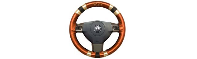 Steering Wheel Cover - Vauxhall