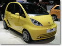 The Tata Nano Arrives