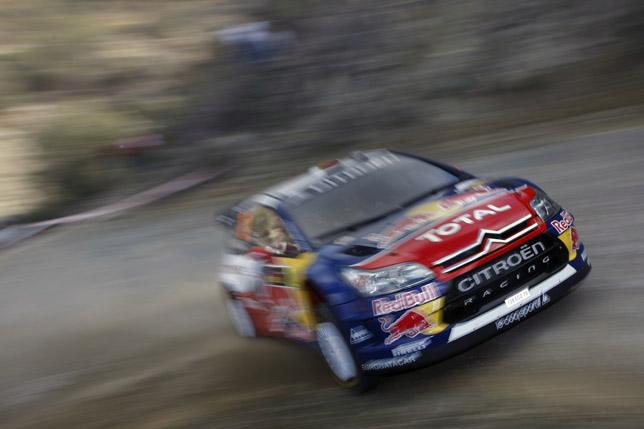 WRC 2009 Cyprus Rally