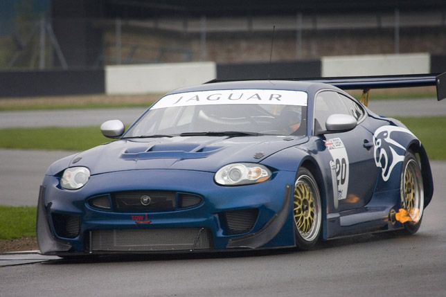 The 2009 Apex GT3 Jaguar