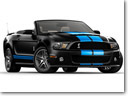2010 Ford Shelby GT500 Offers Better Ride and Stability