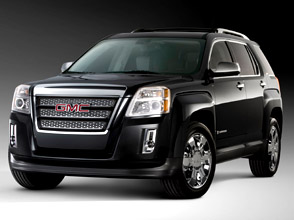 2010 gmc terrain - efficient and capable