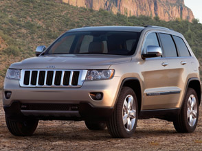 jeep introduces 2011 grand cherokee