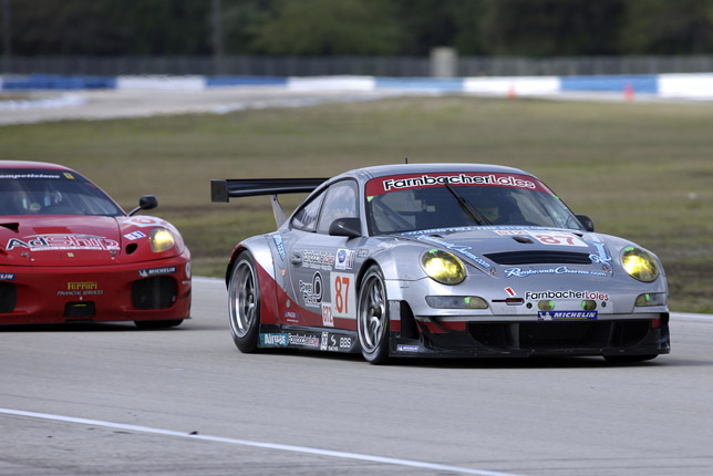 911 GT3 RSR, Farnbacher Loles Racing