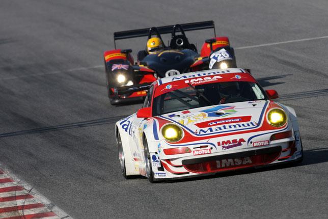911 GT3 RSR, IMSA Performance Matmut Patrick Pilet, Raymond Narac