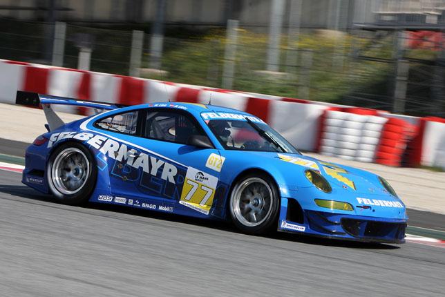 911 GT3 RSR, Team Felbermayr-Proton Marc Lieb, Richard Lietz